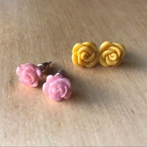Rose Earring Bundle